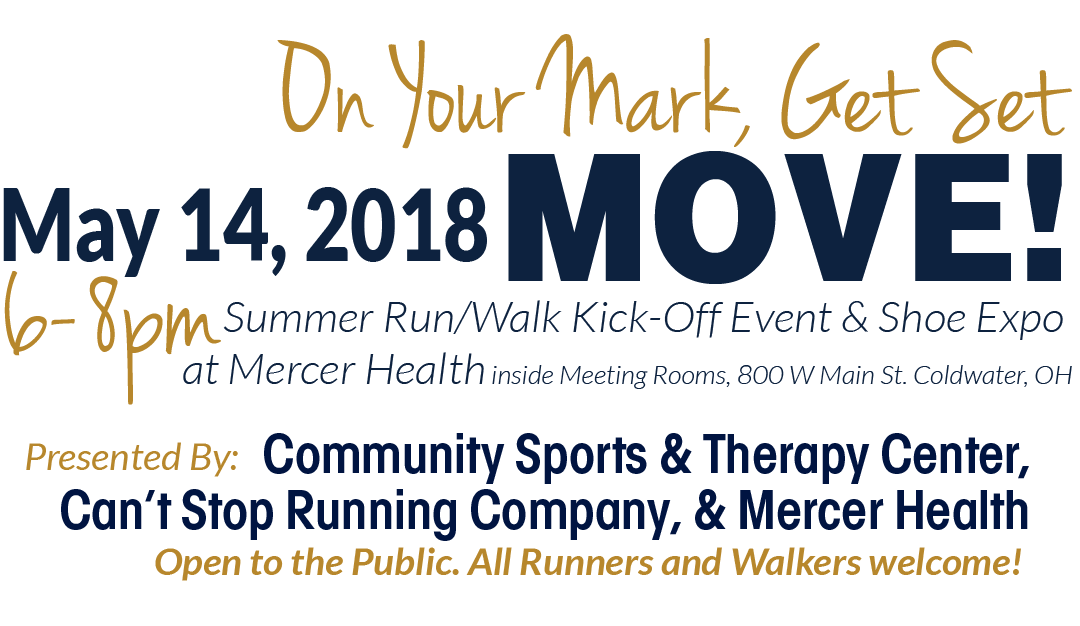 Healthy Waves Challenge & Summer Run/Walk Kick-Off Event & Shoe Expo