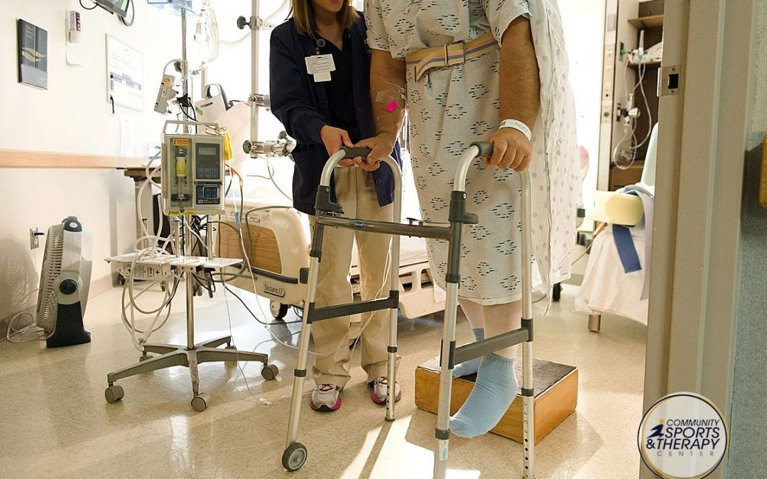 Therapy Helps COVID-19 Patients' Recover After ICU Stay