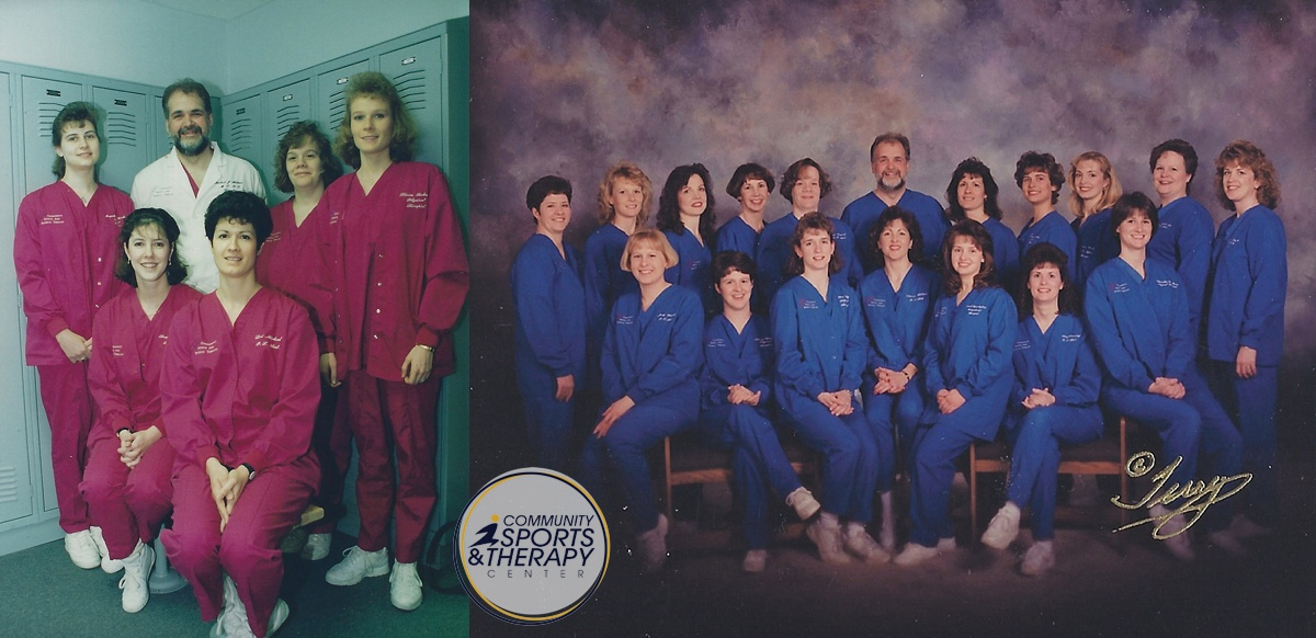 40 Years of Community Sports of Therapy Center