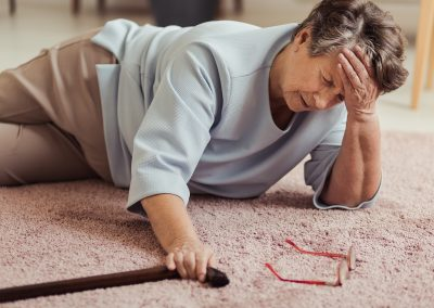 Fall Prevention + Home Assessments
